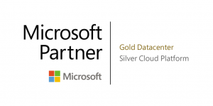 Microsoft Partner - Gold Datacenter und Silver Cloud Plattform